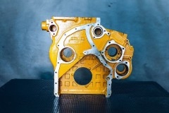 Rear gear housing  D916