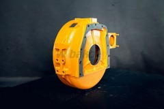 Injector nozzle  Bosch DLLA142S1189 D924
