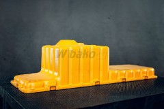 Piston with bolt (pin)  D924